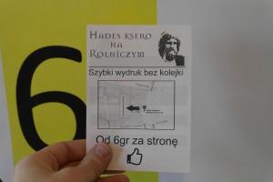 Ksero-Kraków-Krupnicza-Inwalidów-Czarnowiejska