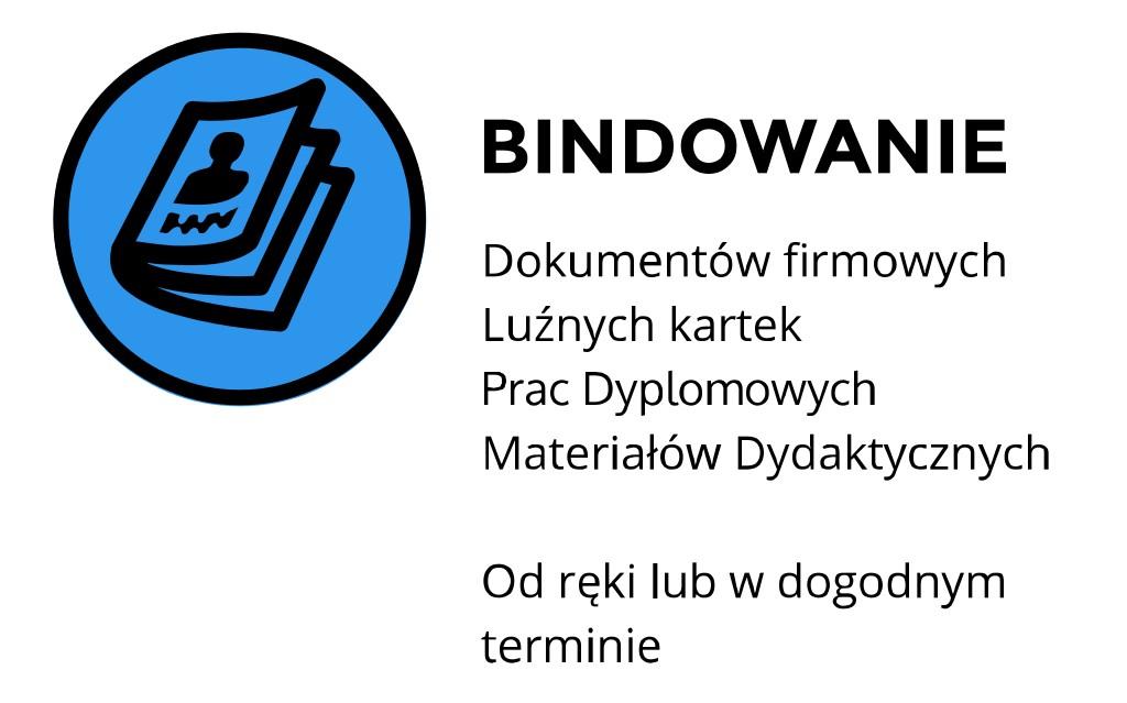 bindowanie dokumentów Kraków Piłsudskiego