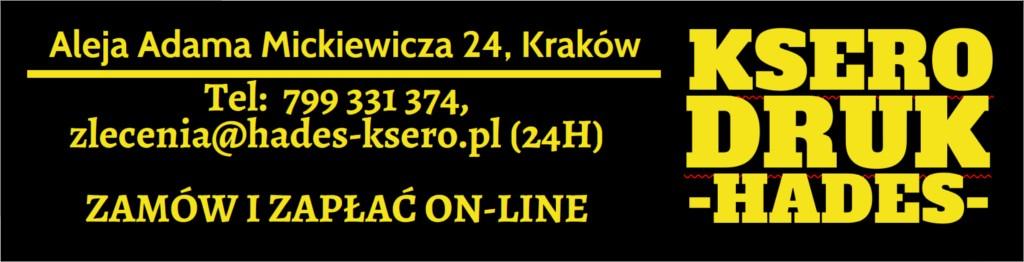 druk w kolorze Kraków Kawiory