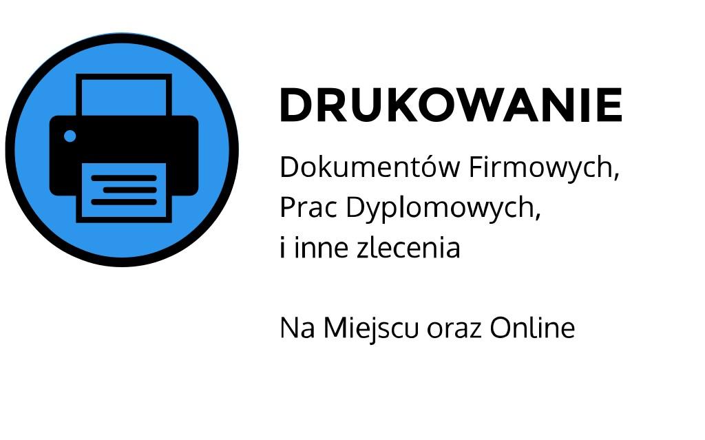 drukowanie i bindowanie Kraków Miechowska