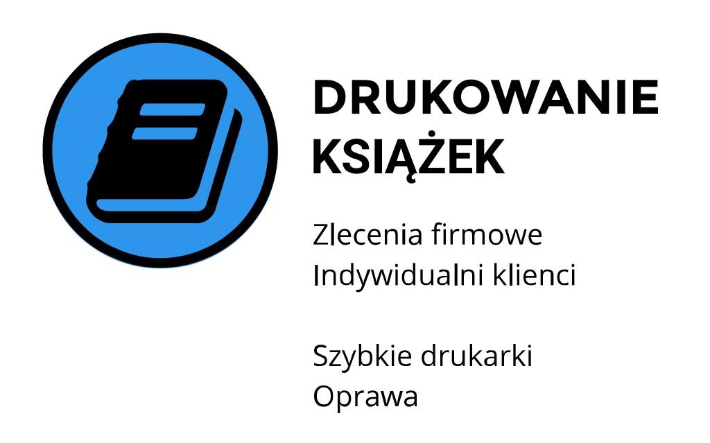drukowanie książek Kraków Kawiory