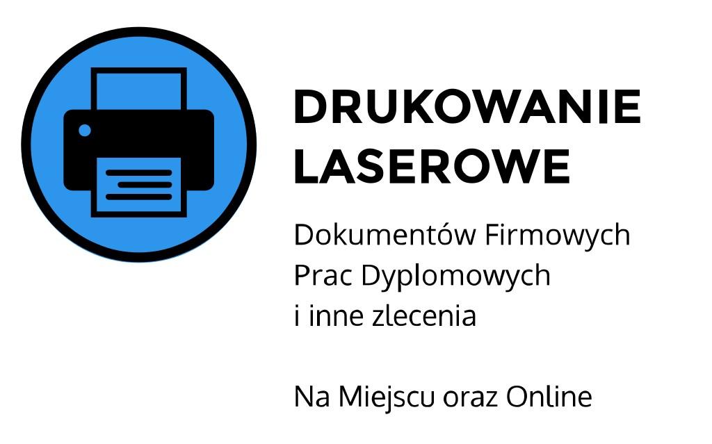 drukowanie laserowe Kraków Miechowska