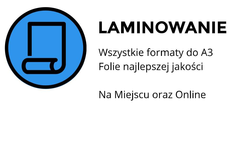 laminowanie a3 Kraków Miechowska