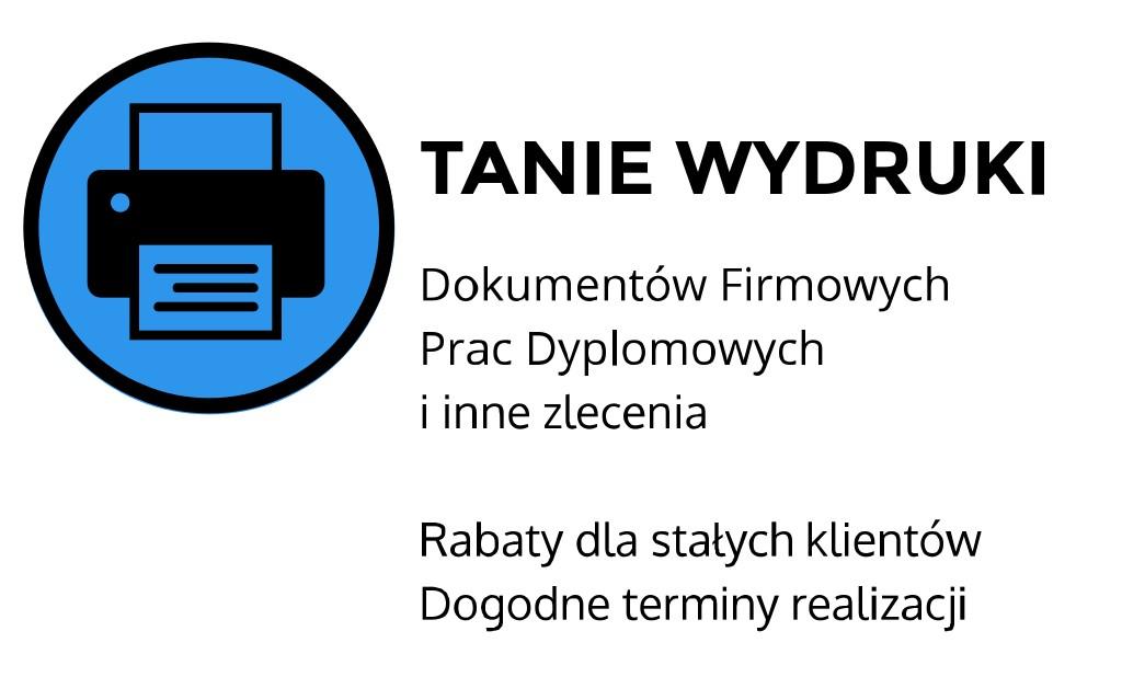 tanie drukownaie Kraków Miechowska