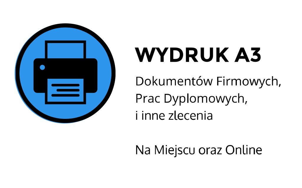 wydruk a3 ul. Stanisława Staszica