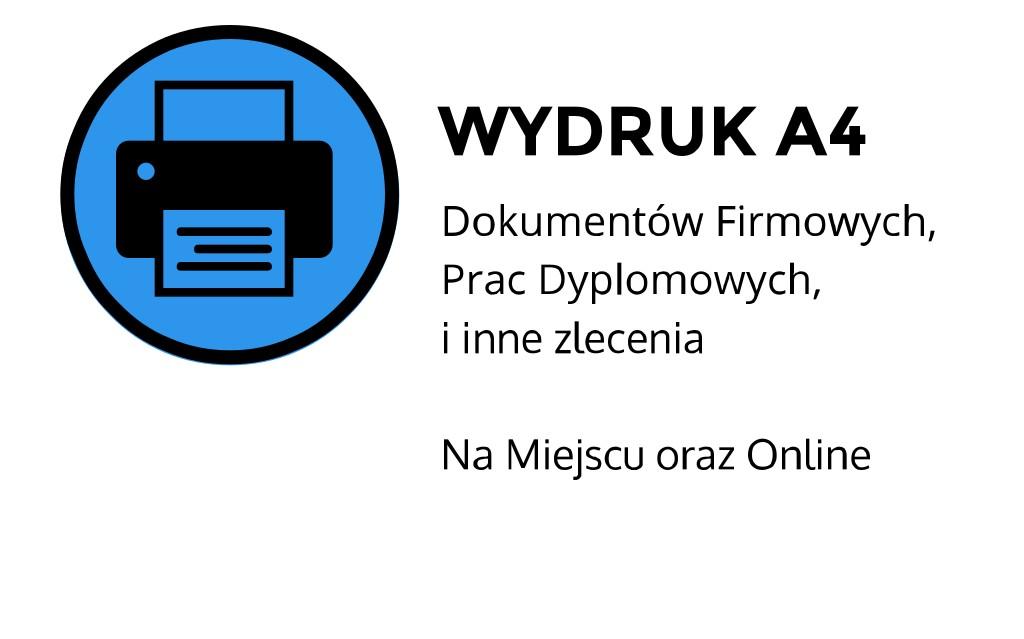 wydruk a4 ul. Stanisława Staszica