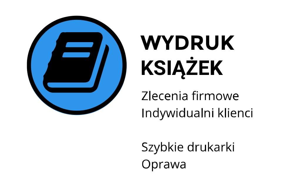 wydruk książek Kraków Kawiory