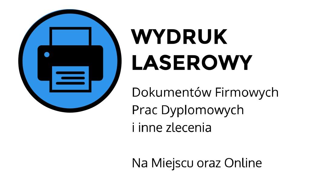 wydruk laserowy Kraków Miechowska