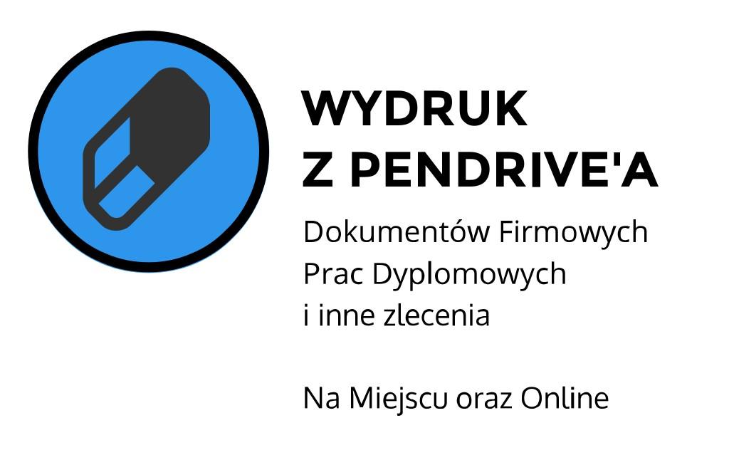 pendrive internet ksero ul. Smoleńsk