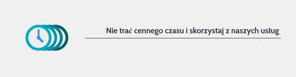 nadruk na kopertach ul. Stanisława Moniuszki
